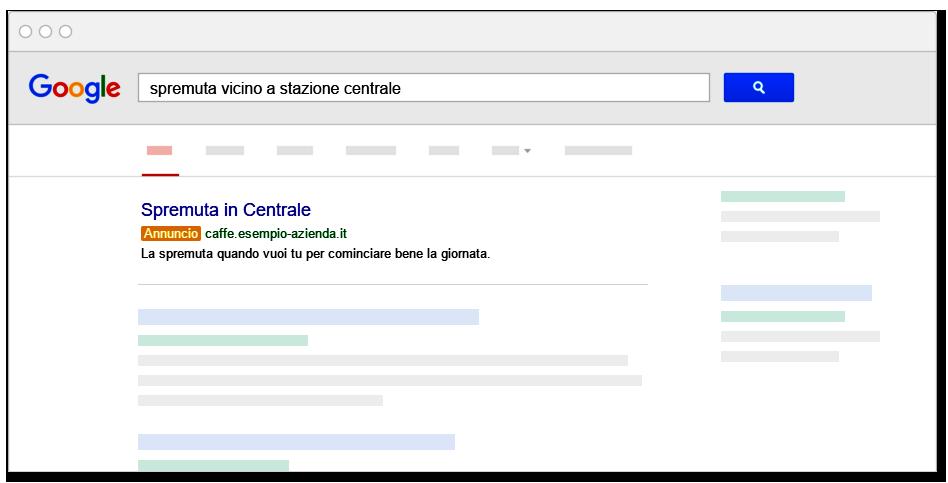 Pubblicità Google AdWords Motori di Ricerca - Consulenza Pubblicità e Promozione