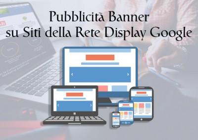 Pubblicità Display Google  AdWords
