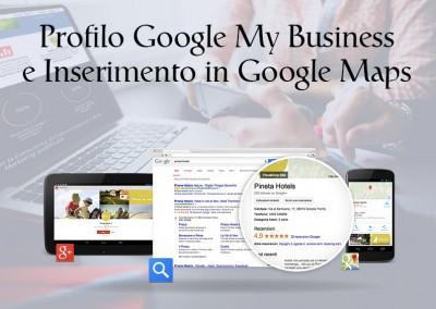 Google My Business e Maps
