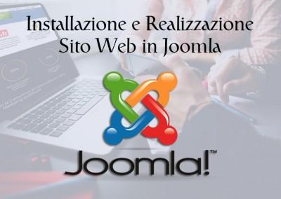 Sito Web Joomla