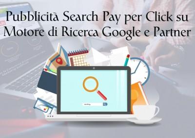 Pubblicità Search Google AdWords