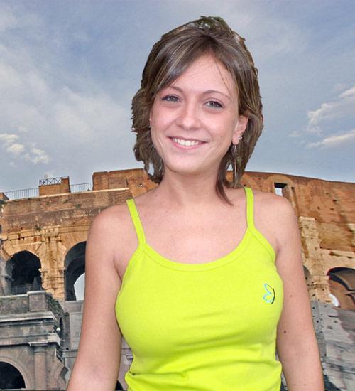 Maglietta donna in omaggio per i partecipanti ai corsi di lorenzozesi.it